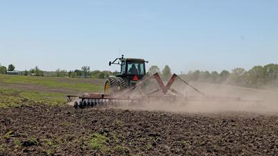 tillage and field work this spring