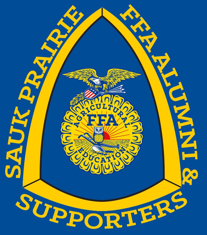 Sauk Prairie FFA Alumni Supporters logo