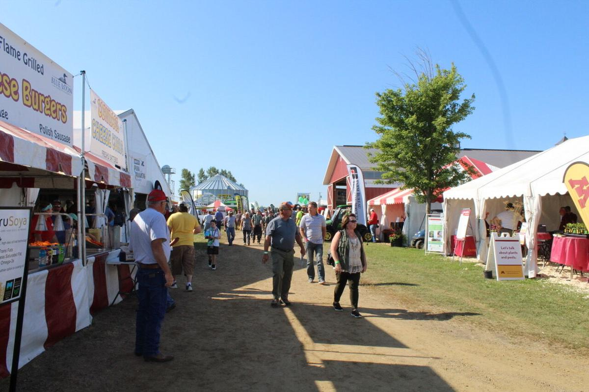 Farmfest 2021 takes place Aug. 3-5 in Redwood County!