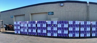 Minnesota-made Gray Duck Vodka is ready for shipment