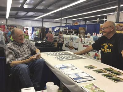 Woster at Clay County Fair