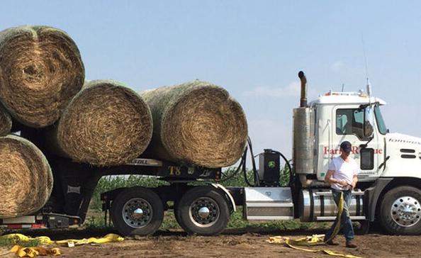 Farm Rescue hay lift