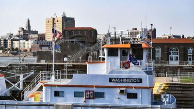 Quad-Cities Mississippi River ports