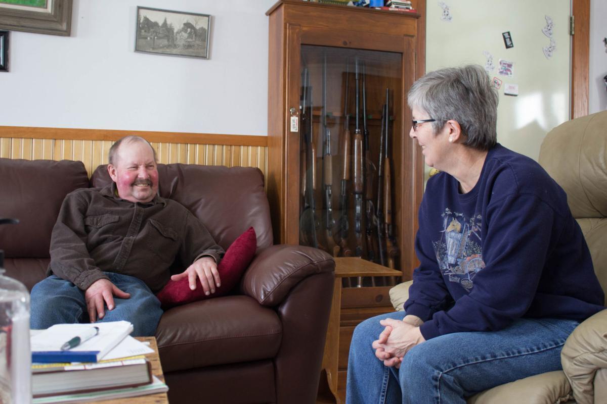 Steve and Pat Kling