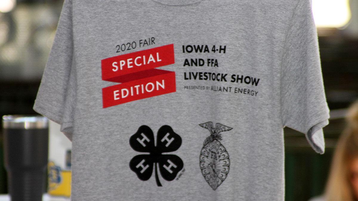 This year's fair shirts