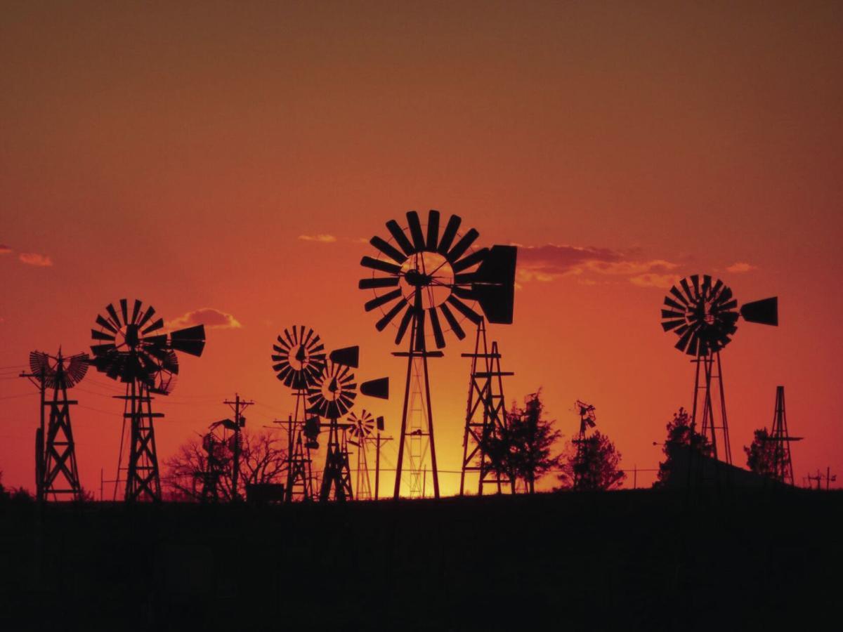 comstock windmills