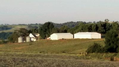 Farm western Iowa