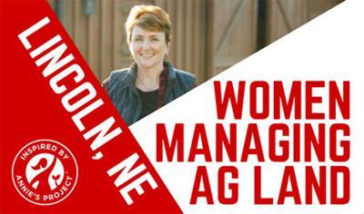 Women Managing Ag Land 2019