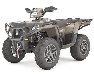 Polaris Sportsman Limited