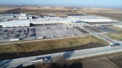 Eagle Grove Prestage Foods pork processing plant