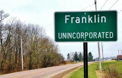 Franklin has new road sign