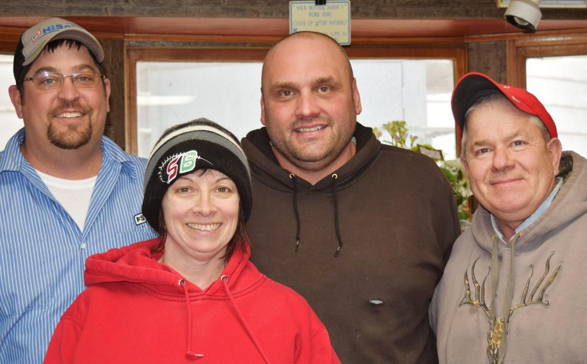 Jason Potter, Wendy Appell, Tim Appell and Pat Herbst