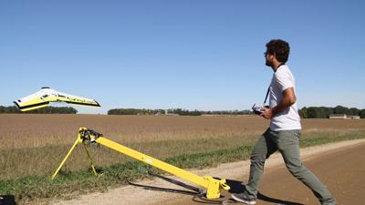 SDSU drone