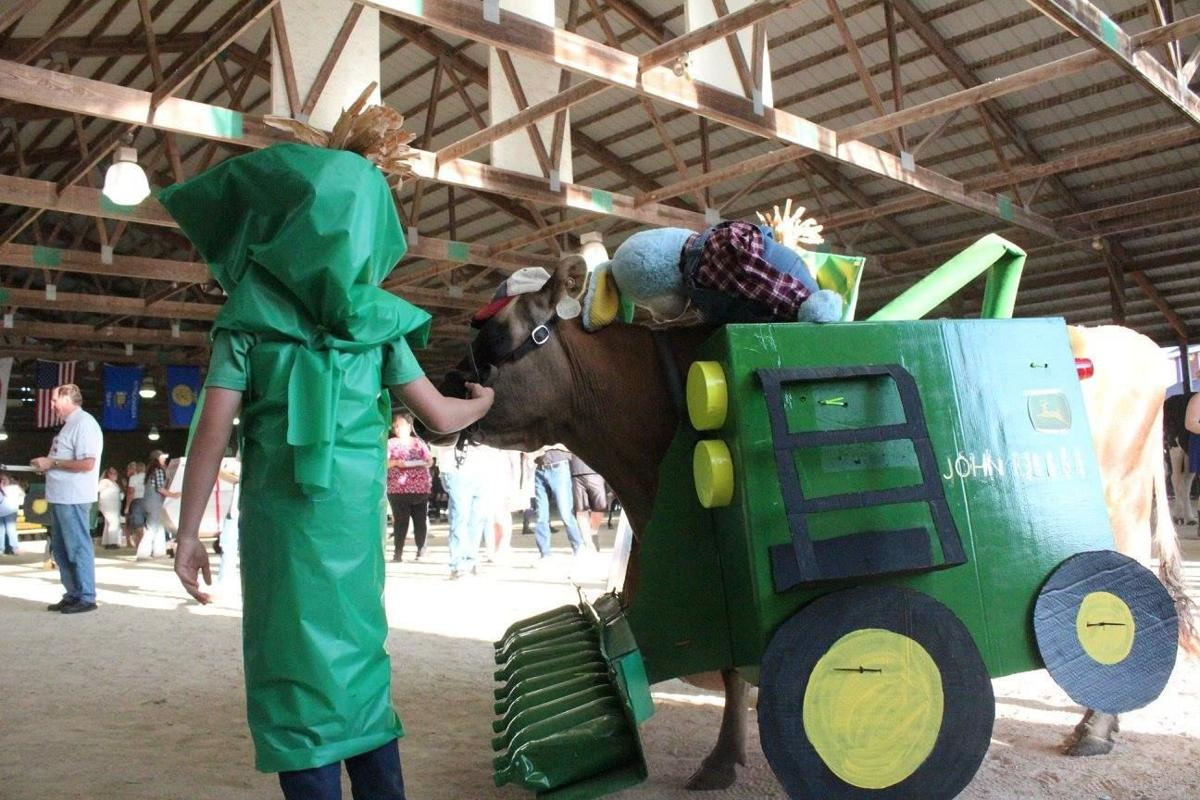 Costume show -- Central Wisconsin State Fair