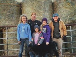 Terry Frey family