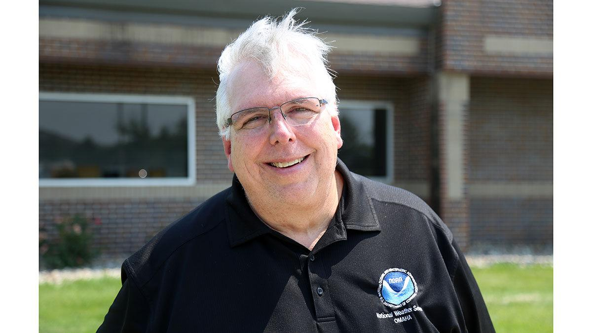 Brian Smith, the warning coordinator for the National Weather Service