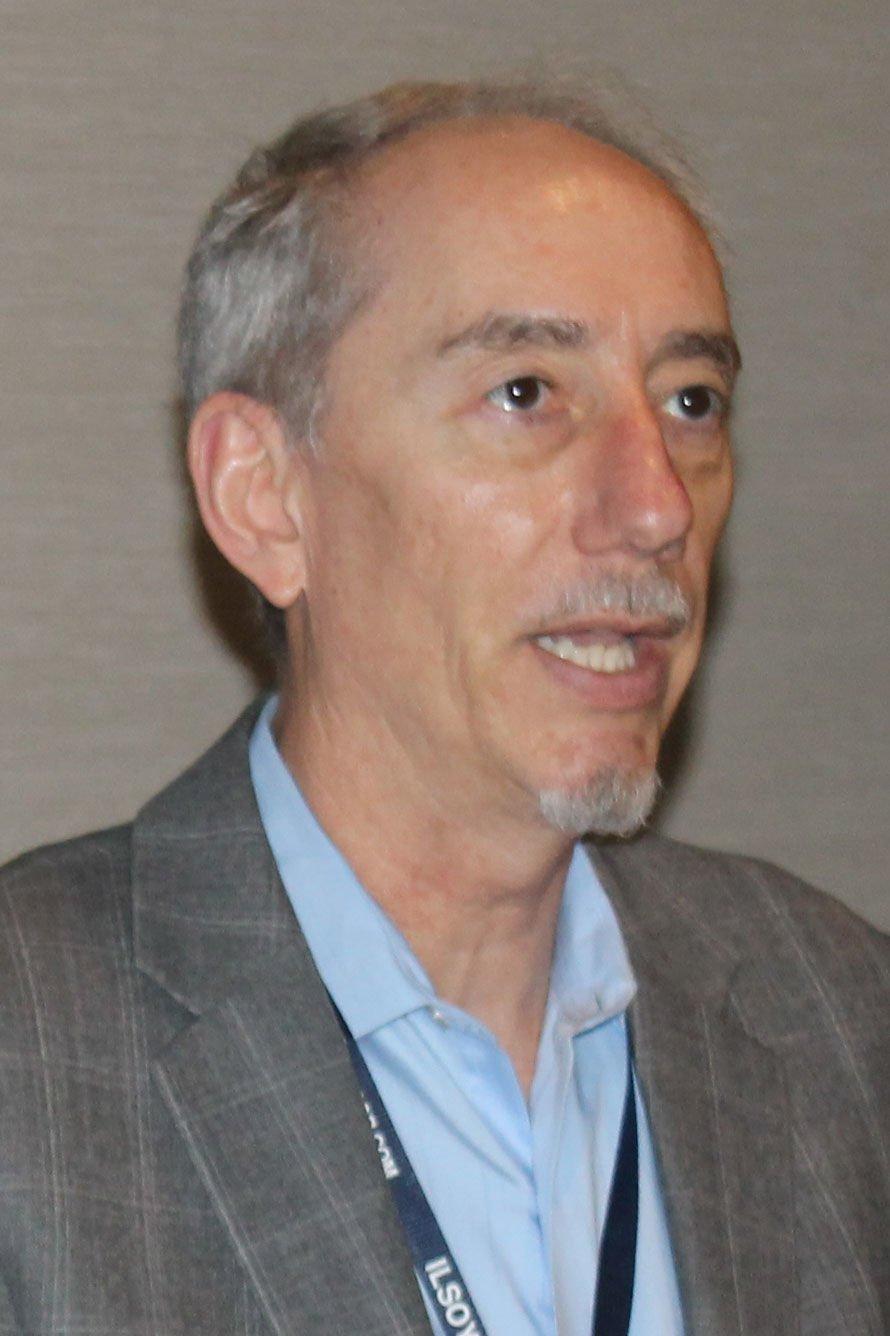 Mark Schleusener, Illinois State Statistician for NASS