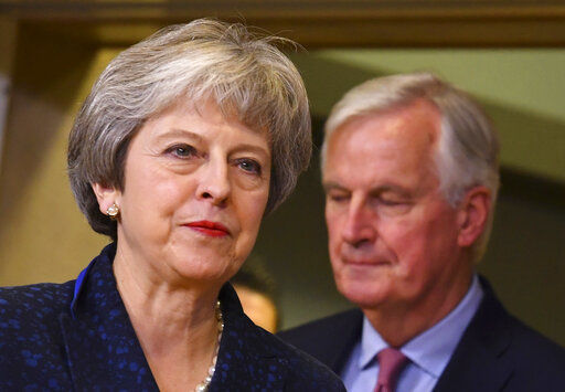 Chaotic Brexit becomes more likely