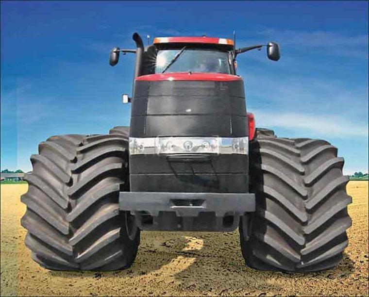 Farm tires