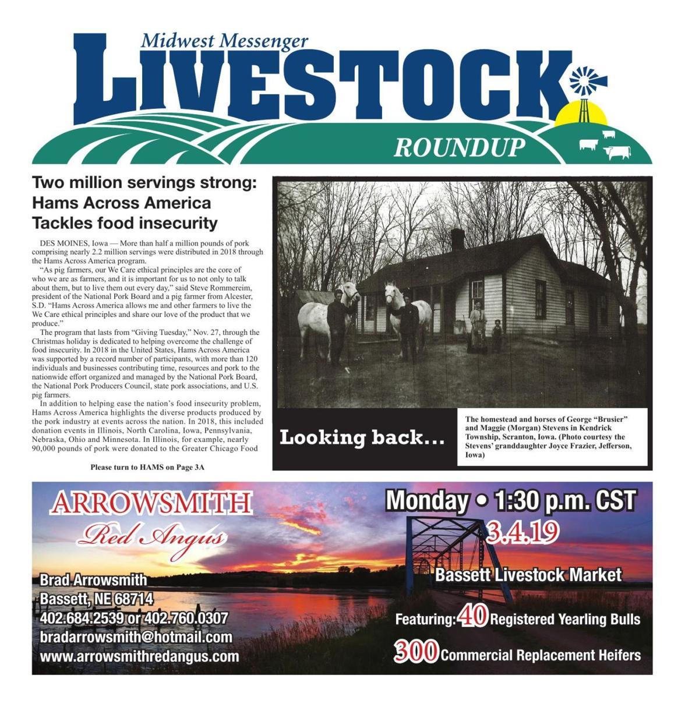 Livestock Roundup 2/8/19