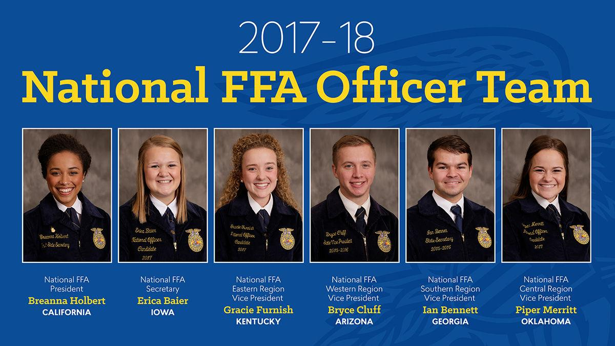 National FFA Team