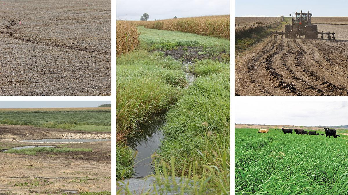 Land conservation practices