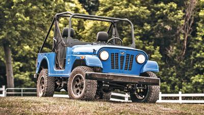 ROXOR off-road vehicle