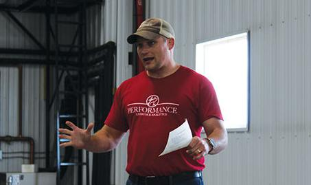 Dustin Balsley Performance Livestock Analytics