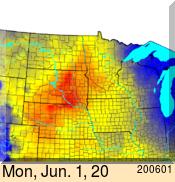 June 1, 2020 Heat Stress, Livestock Upper Midwest