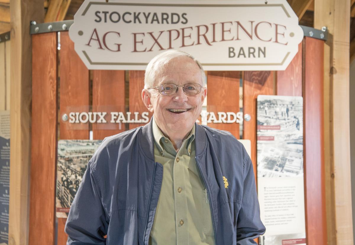 Woster Stockyards Barn