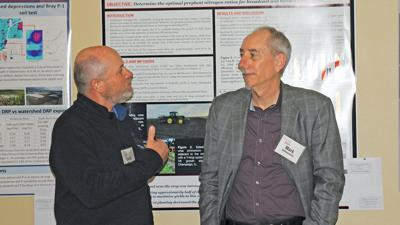 Mark Schleusener nutrient loss reduction