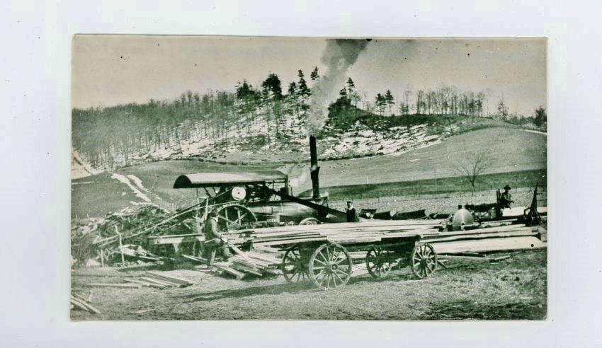 Henry Bredlow sawmill