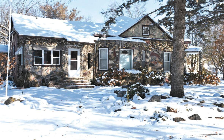 Hendricks Rock House