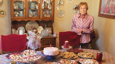 Deloris Patton, of Boonville, Mo
