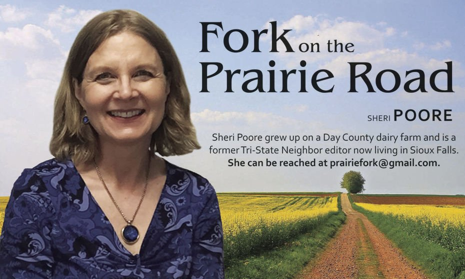 Fork on the Prairie Road