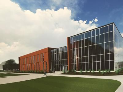 SDSU Precision Ag Building