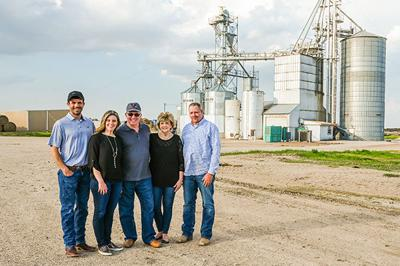 Timmerman family of McCook receives Certified Angus Beef honors