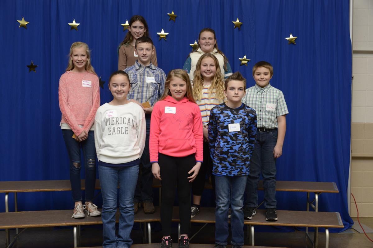 4-H fifth-graders