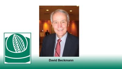 David Beckmann on WFPrize background