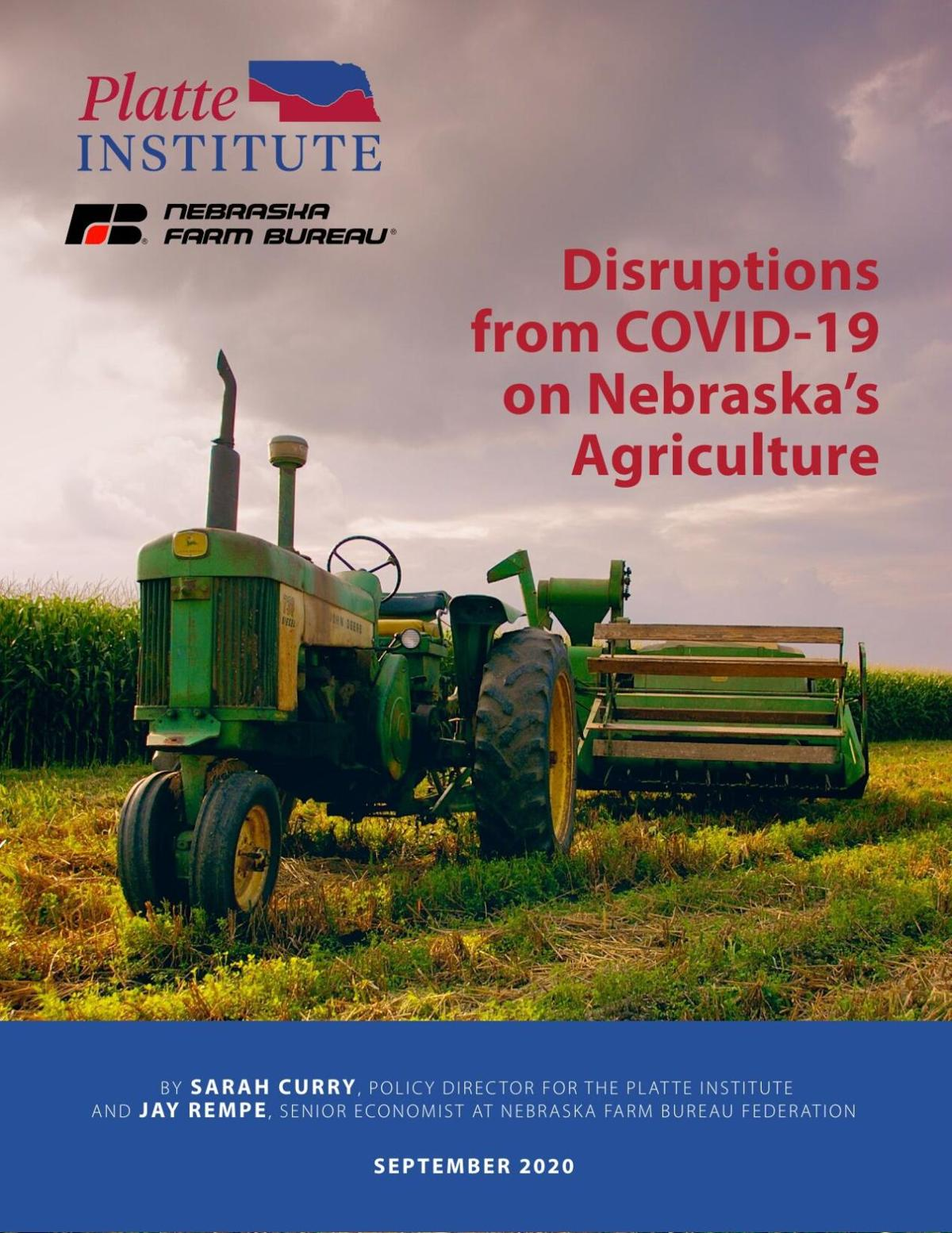Disruptions from COVID-19 on Nebraska's Agriculture