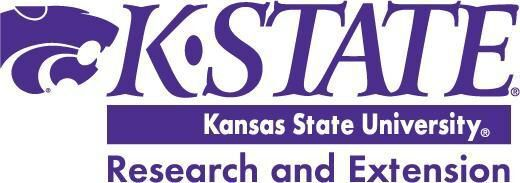 Kansas State University Research and Extension logo