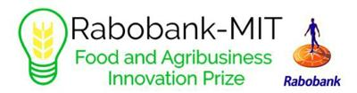 Rabobank-MIT Food and Agriculture Innovation Prize logo