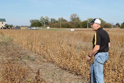Missouri Soybean Association's Bay Farm