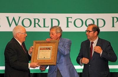 Food Prize Groot