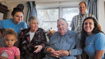Brazinski family of Coulterville