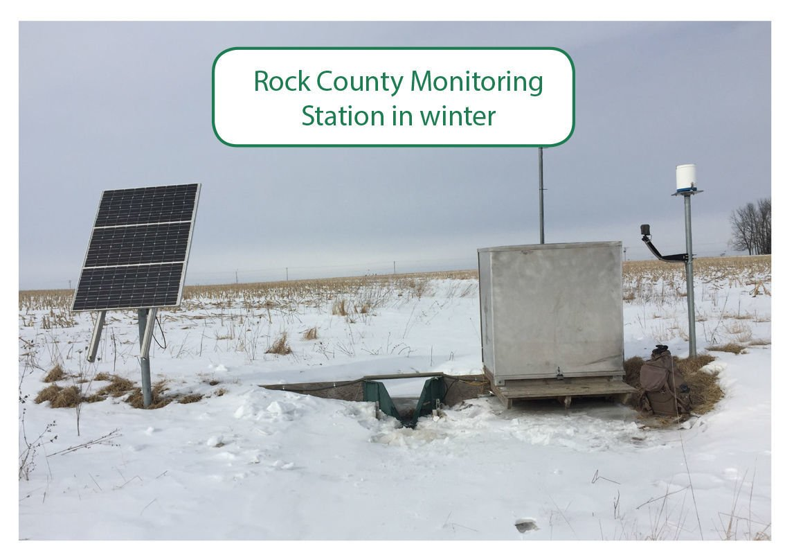 UW-Discovery Farms monitoring station
