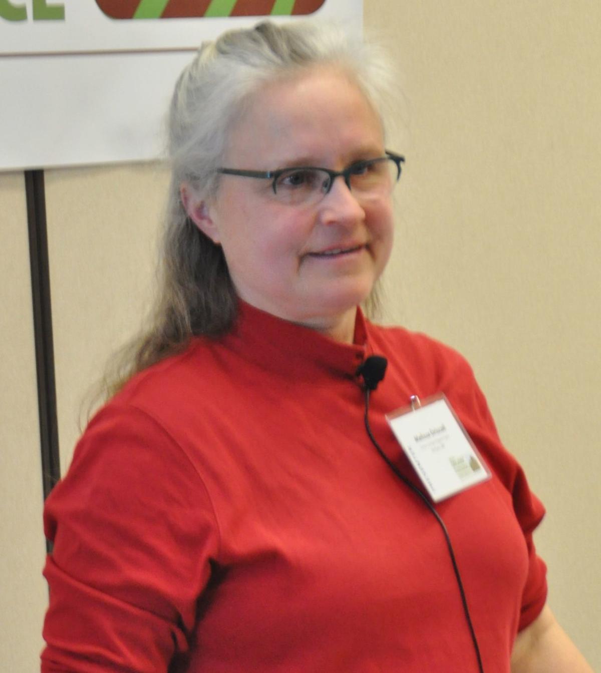 Melissa Driscoll at MOSES