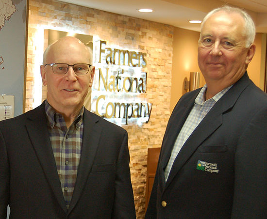Farmers National President