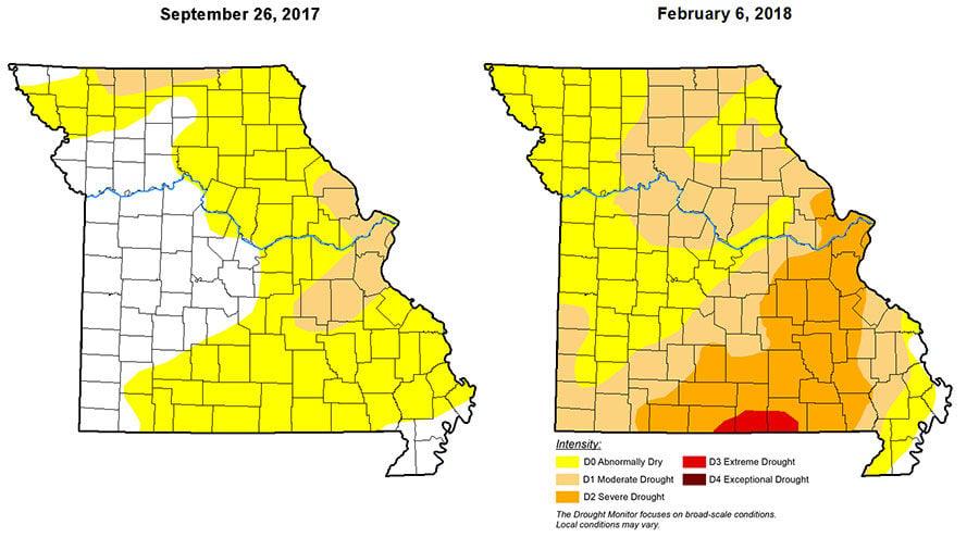 Missouri Drought