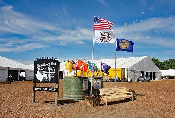 NE Cattlemen's Ball 2019 Krausnick Ranch